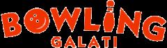 logo bowling galati rosu
